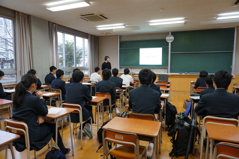 「10年後どう生きていたい?」愛知県江南市の滝中学校・滝高等学校でProgressTimeを実施しました!