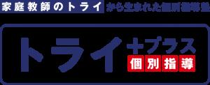 個別指導塾トライプラス武蔵新城駅前校のロゴ