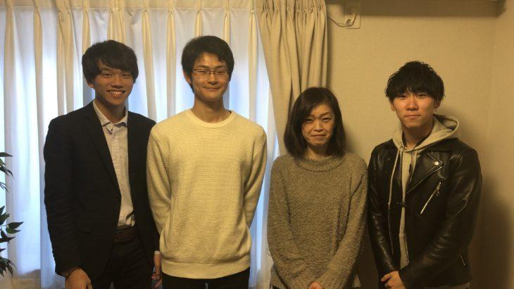 センタープレE判定から東京理科大に合格!【親子インタビュー】